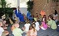 Children 'travel' back to biblical times (5861472072).jpg