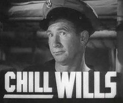 chill wills bio