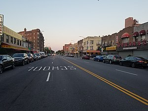 Chinatowns in Brooklyn - Image: Chinatown Bensonhurst (Bay Parkway)