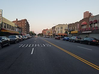 Bensonhurst, Brooklyn - Chinatown Bensonhurst (Bay Parkway and 67th Street)