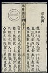Chinese-Japanese Pulse Image chart; Hurried Pulse (cumai) Wellcome L0039555.jpg