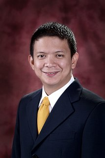 Filipino politician