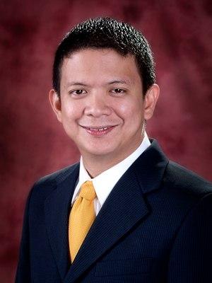 """Senator Francis """"Chiz"""" Escudero"""