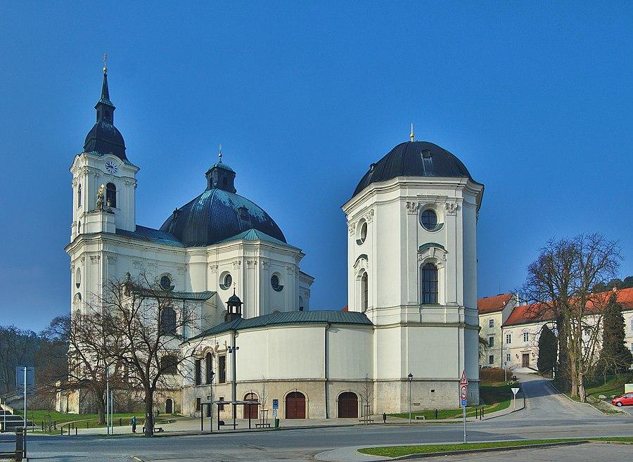 Church of the Name of the Virgin Mary (Křtiny)
