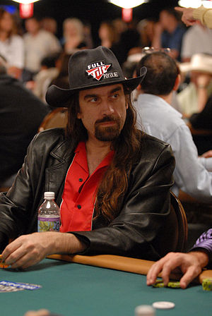 Chris Ferguson - Ferguson at the 2007 World Series of Poker