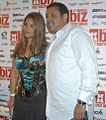 Chris Mallick and Shaliza Somani at the XBiz Awards 2.jpg