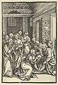 Christ Washing Saint Peter's Feet, from Speculum passionis domini nostri Ihesu Christi MET DP848951.jpg
