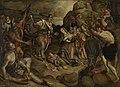 Christiaen Jansz. van Bieselingen - De ontmoeting van David en Abigaël - SK-A-1631 - Rijksmuseum.jpg