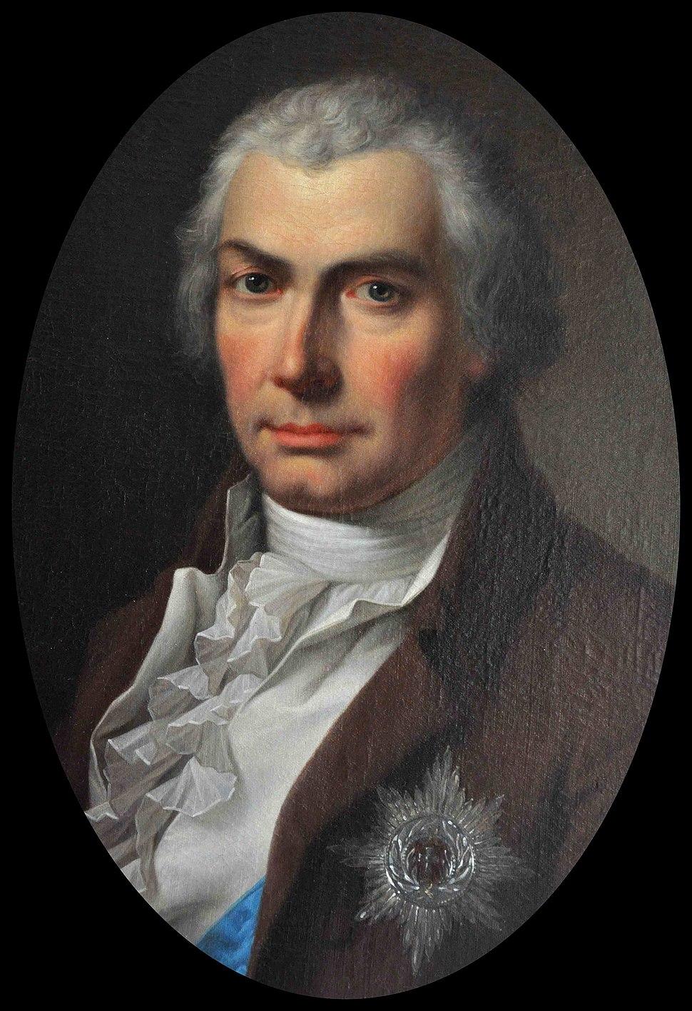 Christian Ditlev Frederik Reventlow, Prime minister and reformer