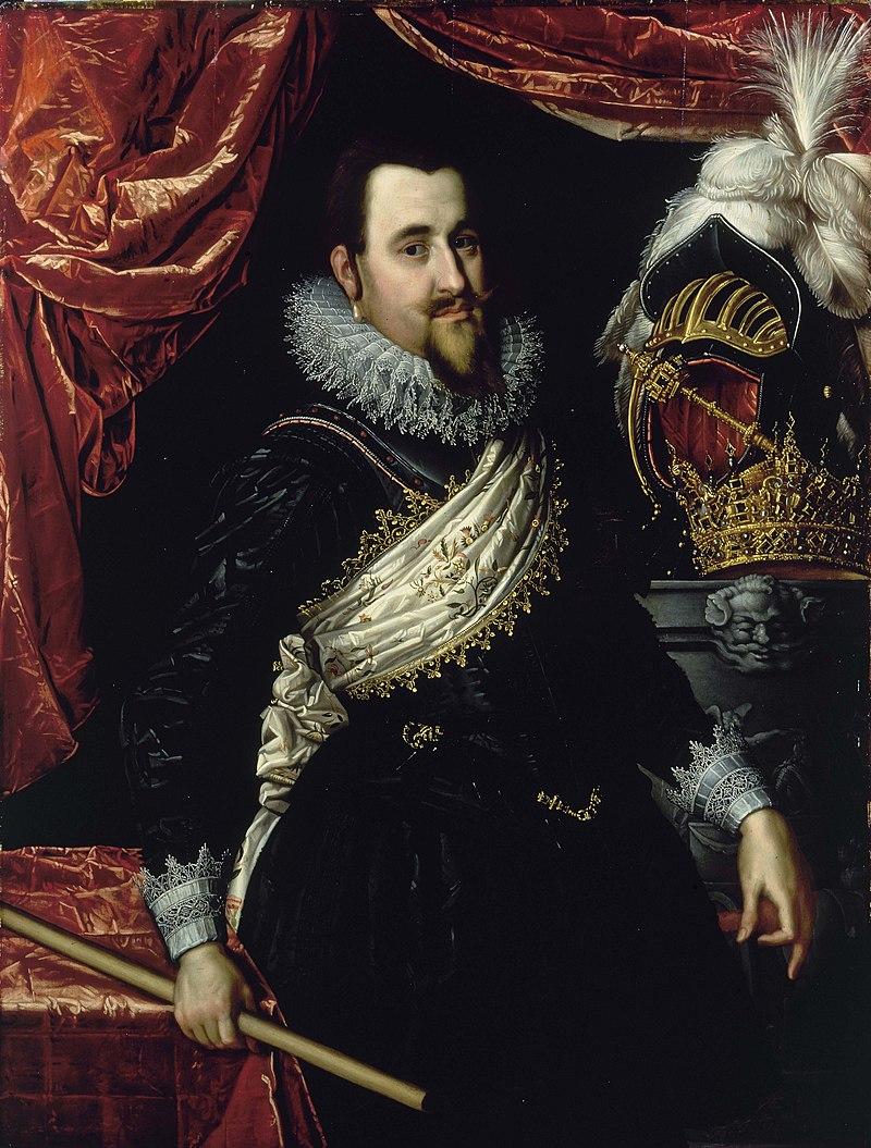 Кристиан IV Питер Исаак 1614.jpg