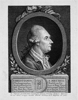 Christian von Mechel