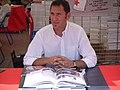 Christophe Lassaut - Comédie du Livre 2010 - P1390181.jpg