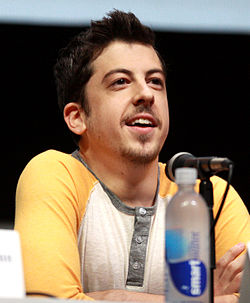 Christopher Mintz-Plasse a 2013-as San Diego Comic Con-on