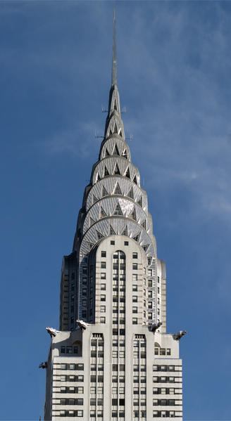 File:Chrysler Building spire, Manhattan, by Carol Highsmith (LOC highsm.04444).png