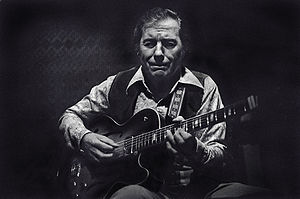 Chuck Wayne - Wayne in 1976