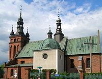 Church in Zwoleń 1.JPG