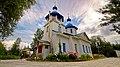 Church in the name of icon 'Skoroposlushnitsa', Pudozh city, Karelia province.jpg