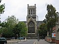 Church near the Town Hall - geograph.org.uk - 71964.jpg