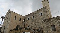 Church of Saint John the Baptist, Ein Karem, Jerusalem 32.jpg