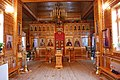 Church of St. Innocent of Moscow, Lensk, Yakutia (interior).jpg