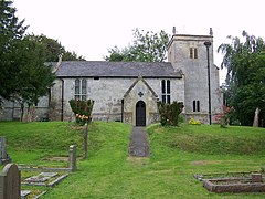 Church of St Augustine of Canterbury, Upton Lovell - geograph.org.uk - 867827.jpg