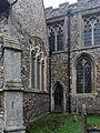 Church of St John, Finchingfield Essex England - South chapel and chancel.jpg