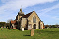 Church of St Nicholas, Fyfield, Essex, England - from the north-west.jpg