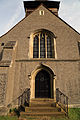 Church of St Thomas, Upshire, Essex, England - from the west.jpg