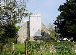Church of the Beheading of John the Baptist, Doddington - geograph.org.uk - 4876.jpg