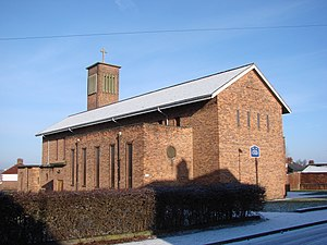 Fenham - Image: Church of the Holy Cross geograph.org.uk 1719596
