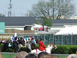2008 Kentucky Derby 134th running of the Kentucky Derby