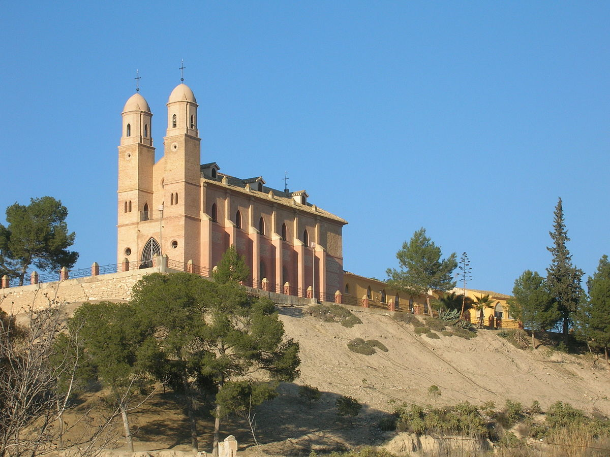 Cieza, Murcia - Wikipedia