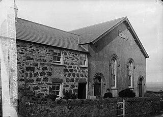 Cilan chapel (CM), Llanengan