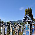 Cimitirul Vesel din Sapinta.JPG