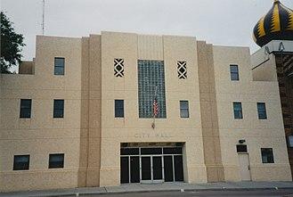 Mitchell, South Dakota - Mitchell City Hall