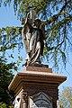City of London Cemetery John James Fox monument 2.jpg