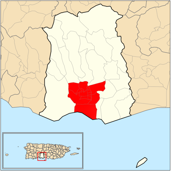 Archivo:City of Ponce map.png