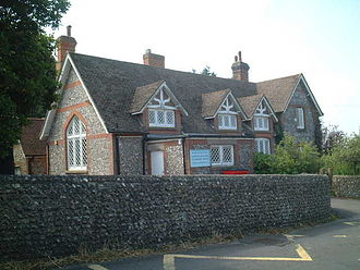 Clapham, West Sussex - Image: Clapham and Patching CE Primary School