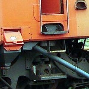South African Class 6E1, Series 2 - Narrow stirrup on no. E1345
