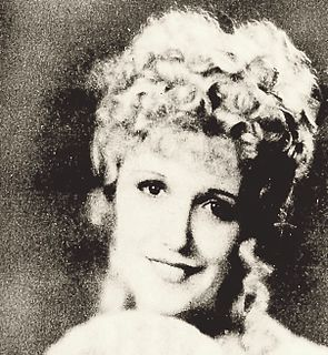 Claudia Dell Showgirl and actress