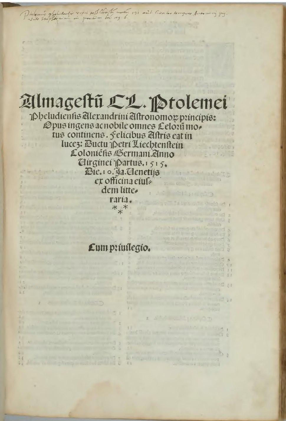 Claudius Ptolemaeus, Almagestum, 1515.djvu&page=2