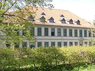 Clausthal University of Technology - Students' hostel
