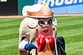 Cleveland Indians vs. Oakland A's (34271362433).jpg