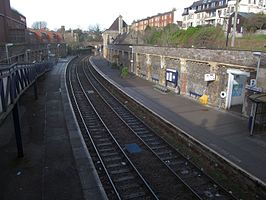 Clifton Down railway station.JPG