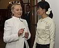 Clinton talking with Suu Kyi (cropped).jpg
