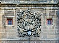 CoA franciscan Order, Miranda de Ebro, Spain.jpg