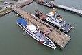 Coast Guard commissions Fast Response Cutter Daniel Tarr in Galveston, Texas, 2020-01-10 200110-G-G0108-2003.jpg