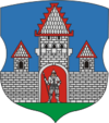 Coat of Arms of Čerykaŭ, Belarus.png