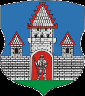 Cherykaw - Image: Coat of Arms of Čerykaŭ, Belarus