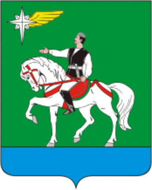 Agryzsky District - Image: Coat of Arms of Agryz rayon (Tatarstan)